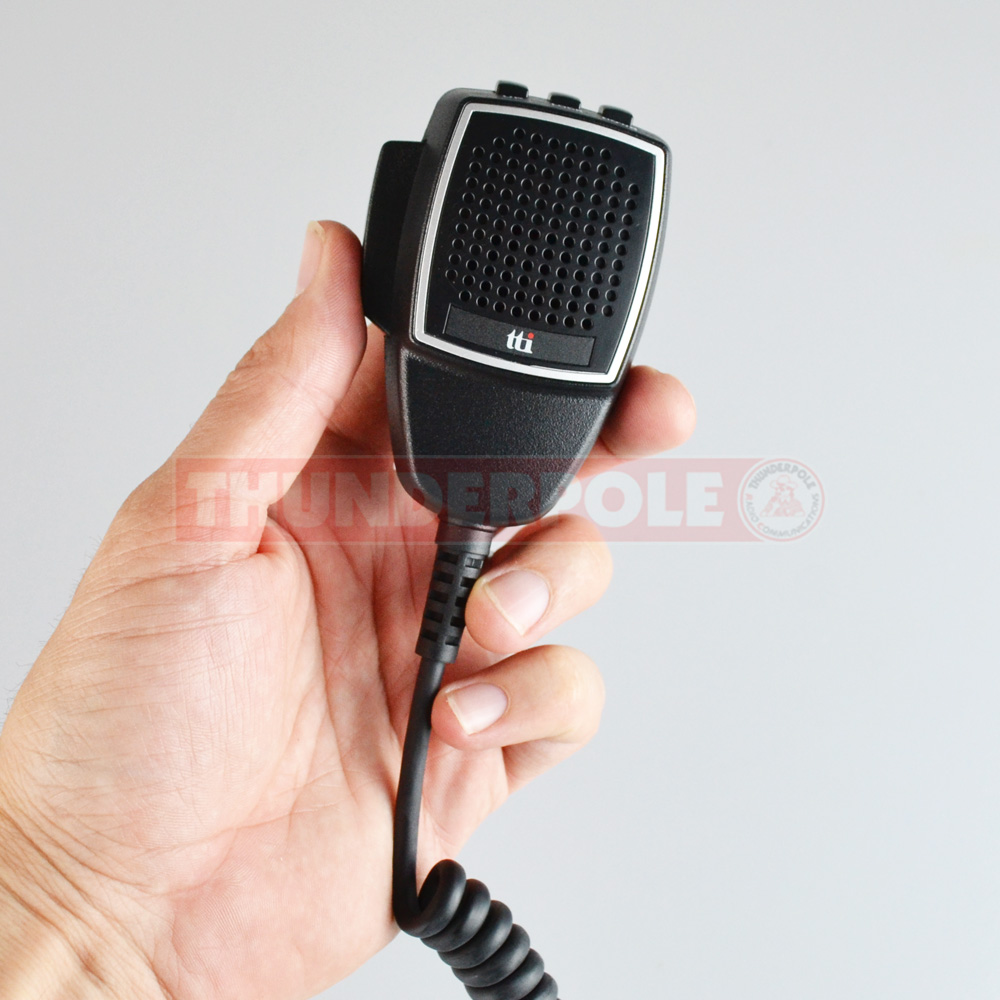 Tti Microphone Wiring Thunderpole Universal Wiring Diagram